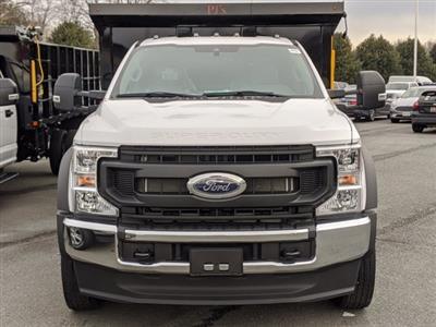 2020 Ford F-550 Regular Cab DRW 4x2, PJ's Landscape Dump #T208271 - photo 7