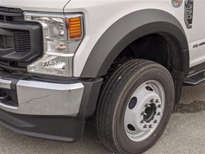 2020 Ford F-550 Regular Cab DRW 4x2, PJ's Landscape Dump #T208271 - photo 8