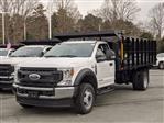 2020 Ford F-550 Regular Cab DRW 4x2, PJ's Landscape Dump #T208271 - photo 1
