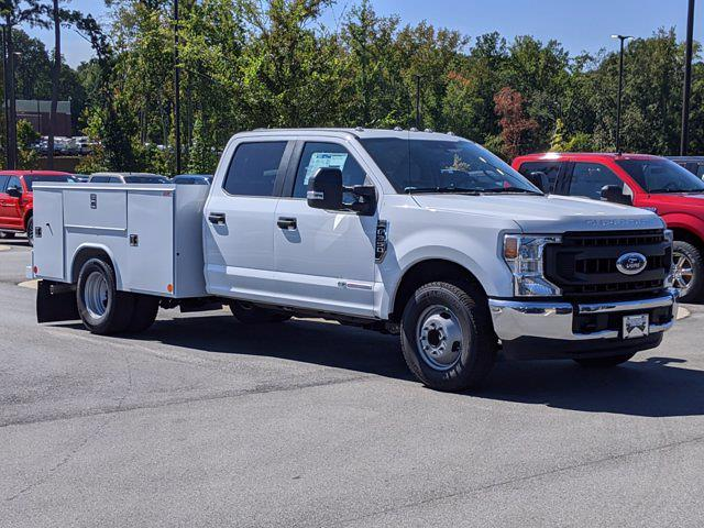 2020 Ford F-350 Crew Cab DRW 4x2, Reading Service Body #T208284 - photo 1