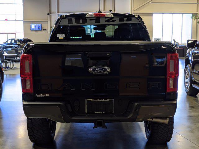 2021 Ford Ranger SuperCrew Cab 4x4, Pickup #T215025 - photo 2