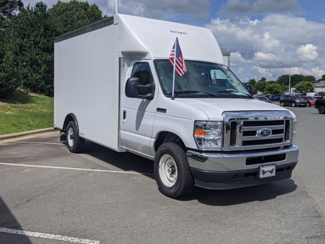 2021 Ford E-350 RWD, Rockport Cargoport Cutaway Van #T216001 - photo 1