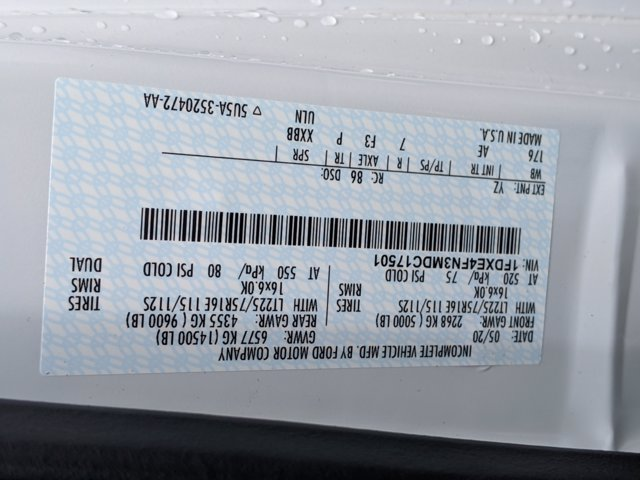 2021 Ford E-450 RWD, Rockport LE Cutaway Van #T216018 - photo 31