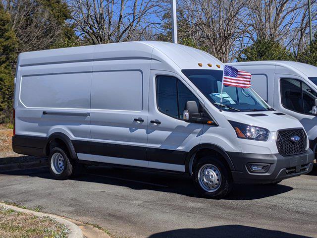 2021 Ford Transit 350 HD High Roof DRW 4x2, Empty Cargo Van #T216021 - photo 1