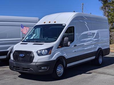2021 Ford Transit 350 HD High Roof DRW 4x2, Empty Cargo Van #T216021 - photo 8