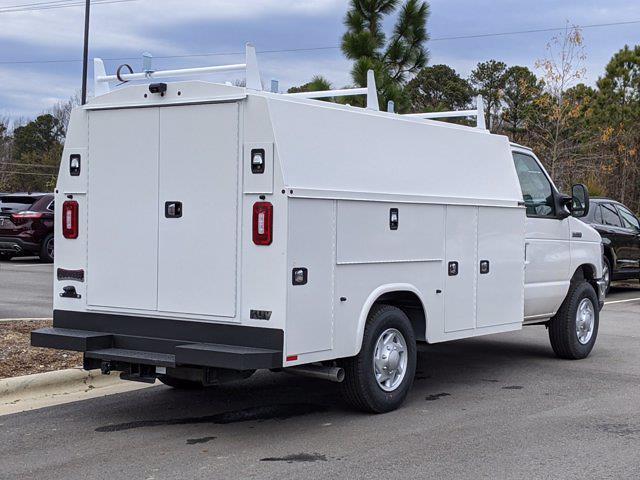 2021 Ford E-350 4x2, Knapheide KUV Service Body #T216026 - photo 2