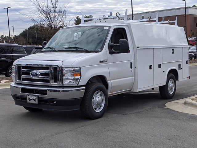 2021 Ford E-350 4x2, Knapheide KUV Service Body #T216026 - photo 7