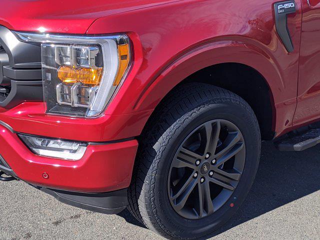 2021 Ford F-150 SuperCrew Cab 4x4, Pickup #T217027 - photo 9