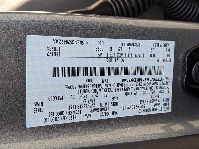 2021 Ford F-150 SuperCrew Cab 4x4, Pickup #T217071 - photo 40