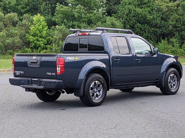 2020 Nissan Frontier Crew Cab 4x4, Pickup #T217105A - photo 2
