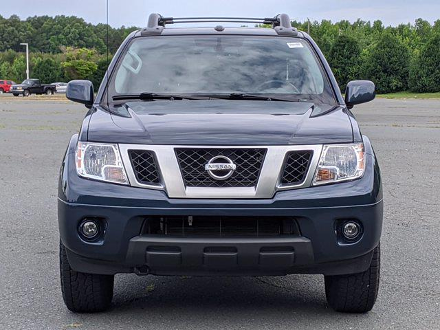 2020 Nissan Frontier Crew Cab 4x4, Pickup #T217105A - photo 8