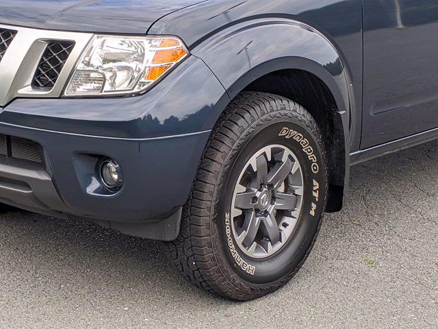 2020 Nissan Frontier Crew Cab 4x4, Pickup #T217105A - photo 9