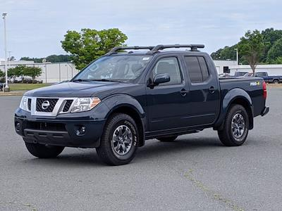 2020 Nissan Frontier Crew Cab 4x4, Pickup #T217105A - photo 7