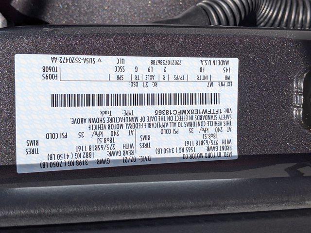 2021 F-150 SuperCrew Cab 4x4,  Pickup #T217170 - photo 43