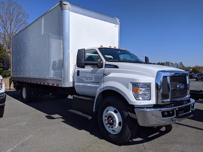 2021 Ford F-650 Regular Cab DRW 4x2, Supreme Dry Freight #T218002 - photo 1