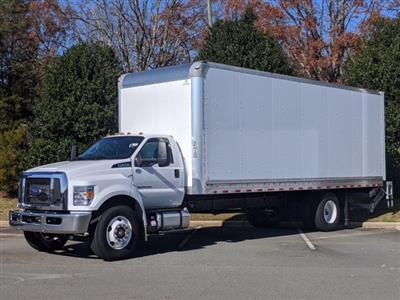 2021 Ford F-650 Regular Cab DRW 4x2, Supreme Iner-City Dry Freight #T218003 - photo 1