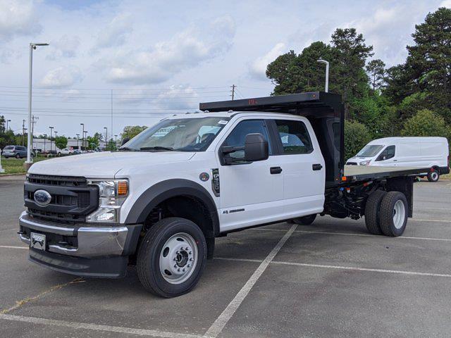 2021 Ford F-550 Crew Cab DRW 4x4, PJ's Platform Body #T218023 - photo 11