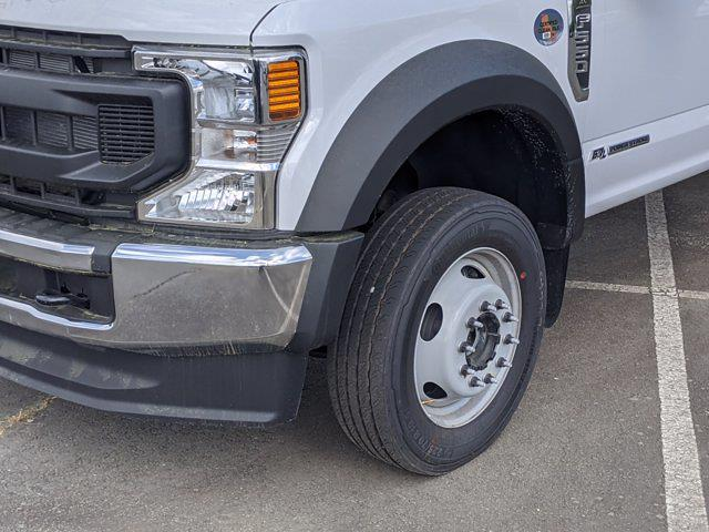 2021 Ford F-550 Crew Cab DRW 4x4, PJ's Platform Body #T218023 - photo 13