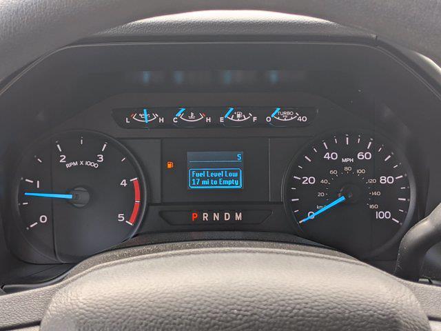 2021 Ford F-550 Crew Cab DRW 4x4, PJ's Platform Body #T218023 - photo 23