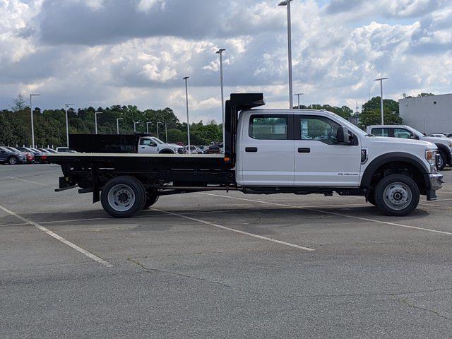 2021 Ford F-550 Crew Cab DRW 4x4, PJ's Platform Body #T218023 - photo 4