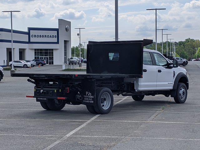 2021 Ford F-550 Crew Cab DRW 4x4, PJ's Platform Body #T218023 - photo 2