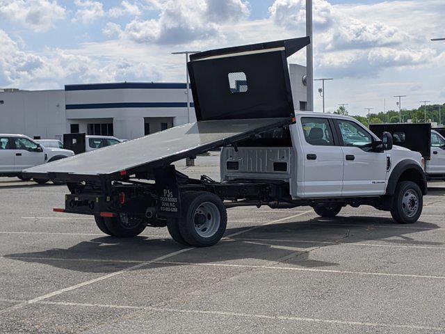 2021 Ford F-550 Crew Cab DRW 4x4, PJ's Platform Body #T218023 - photo 6