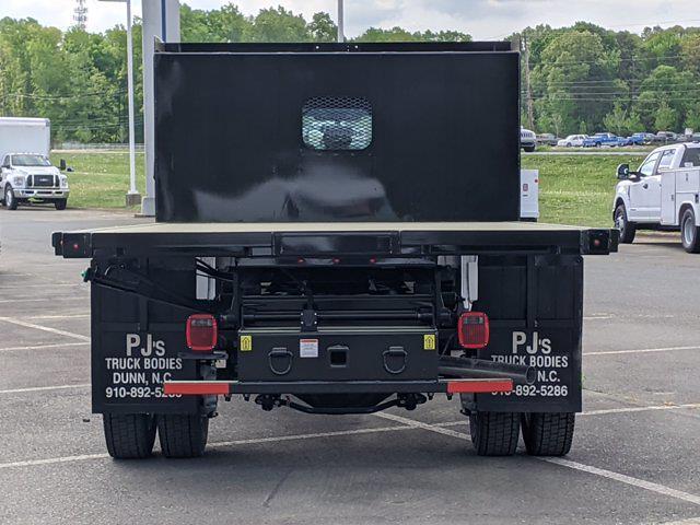 2021 Ford F-550 Crew Cab DRW 4x4, PJ's Platform Body #T218023 - photo 7