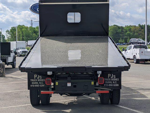 2021 Ford F-550 Crew Cab DRW 4x4, PJ's Platform Body #T218023 - photo 8