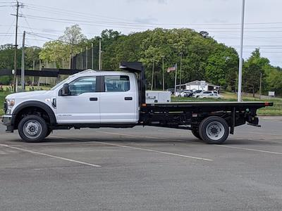 2021 Ford F-550 Crew Cab DRW 4x4, PJ's Platform Body #T218023 - photo 10