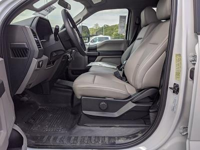 2021 Ford F-550 Crew Cab DRW 4x4, PJ's Platform Body #T218023 - photo 19