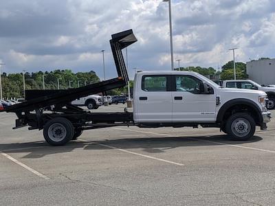 2021 Ford F-550 Crew Cab DRW 4x4, PJ's Platform Body #T218023 - photo 5