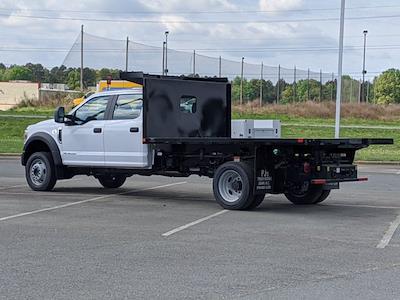 2021 Ford F-550 Crew Cab DRW 4x4, PJ's Platform Body #T218023 - photo 9