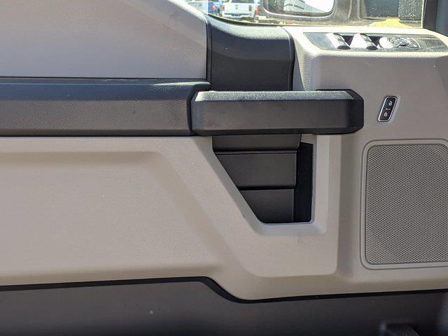 2021 Ford F-550 Crew Cab DRW 4x2, PJ's Western Platform Body #T218024 - photo 10