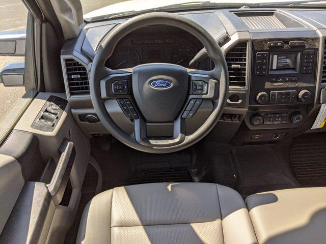 2021 Ford F-550 Crew Cab DRW 4x2, PJ's Western Platform Body #T218024 - photo 26