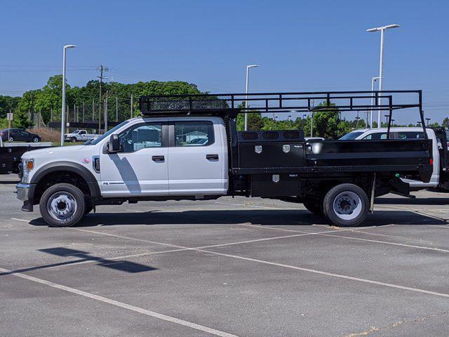 2021 Ford F-550 Crew Cab DRW 4x2, PJ's Western Platform Body #T218024 - photo 5
