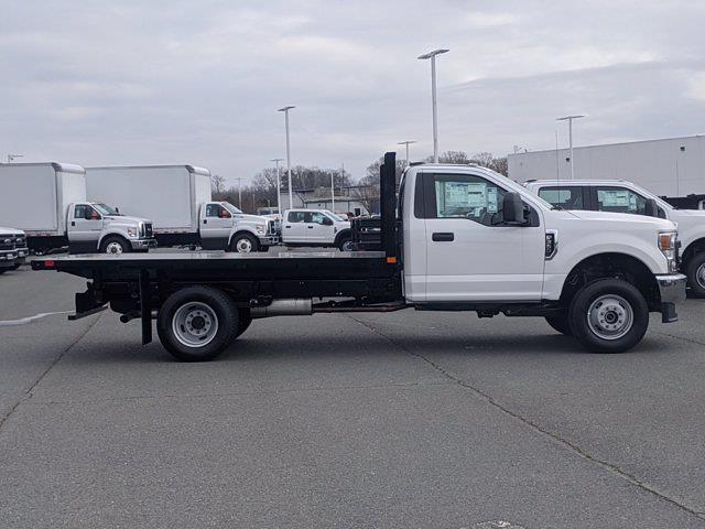 2021 Ford F-350 Regular Cab DRW 4x4, PJ's Platform Body #T218029 - photo 4