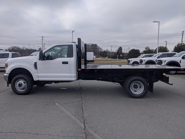 2021 Ford F-350 Regular Cab DRW 4x4, PJ's Platform Body #T218029 - photo 7
