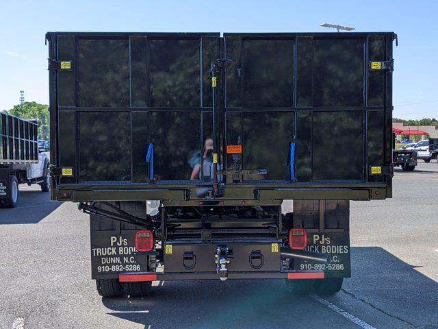 2021 Ford F-550 Crew Cab DRW 4x4, PJ's Platform Body #T218037 - photo 5