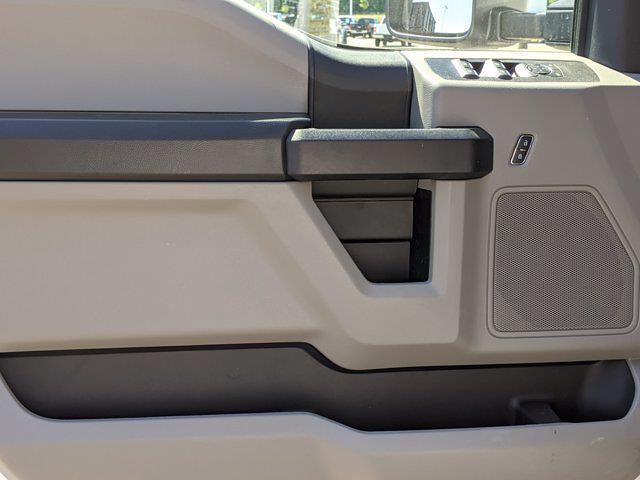 2021 Ford F-550 Crew Cab DRW 4x4, PJ's Platform Body #T218037 - photo 10