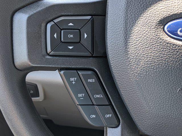 2021 Ford F-550 Crew Cab DRW 4x4, PJ's Platform Body #T218037 - photo 17