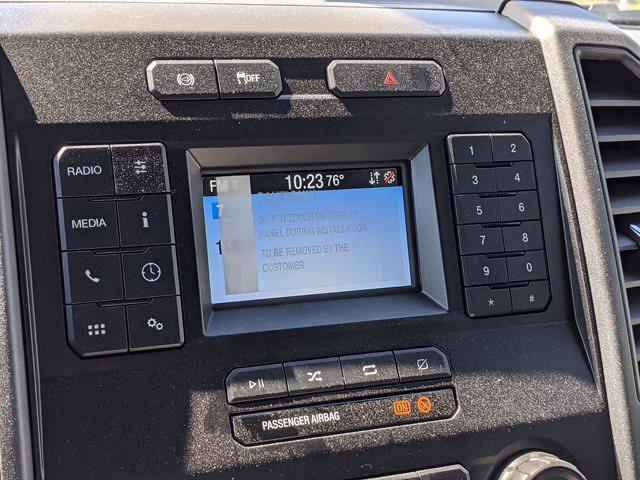 2021 Ford F-550 Crew Cab DRW 4x4, PJ's Platform Body #T218037 - photo 20