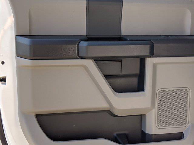 2021 Ford F-550 Crew Cab DRW 4x4, PJ's Platform Body #T218037 - photo 22
