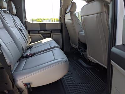 2021 Ford F-550 Crew Cab DRW 4x4, PJ's Platform Body #T218037 - photo 30