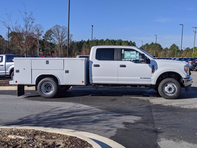 2021 Ford F-350 Crew Cab DRW 4x4, Reading Service Body #T218050 - photo 4