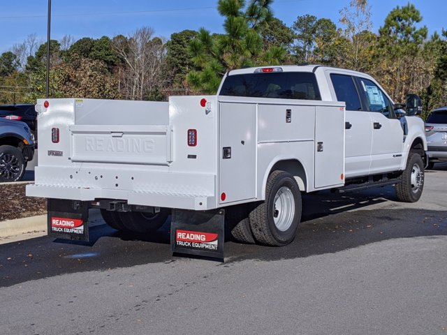 2021 Ford F-350 Crew Cab DRW 4x4, Reading Service Body #T218050 - photo 5
