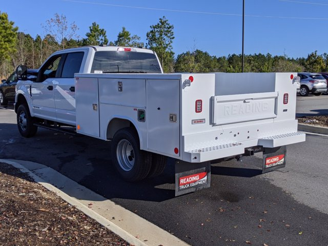 2021 Ford F-350 Crew Cab DRW 4x4, Reading Service Body #T218050 - photo 2