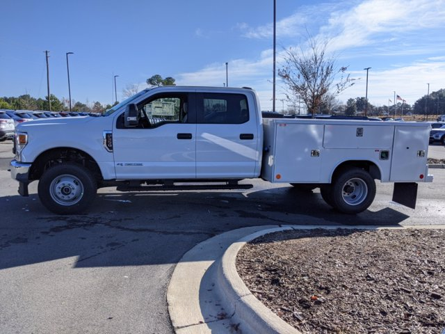 2021 Ford F-350 Crew Cab DRW 4x4, Reading Service Body #T218050 - photo 7