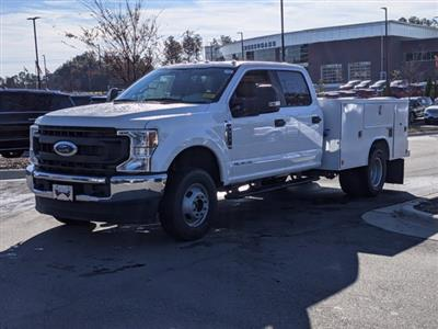2021 Ford F-350 Crew Cab DRW 4x4, Reading Service Body #T218050 - photo 1