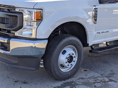 2021 Ford F-350 Crew Cab DRW 4x4, Reading Service Body #T218050 - photo 9