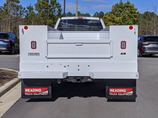 2021 Ford F-450 Crew Cab DRW 4x2, Reading Service Body #T218051 - photo 6